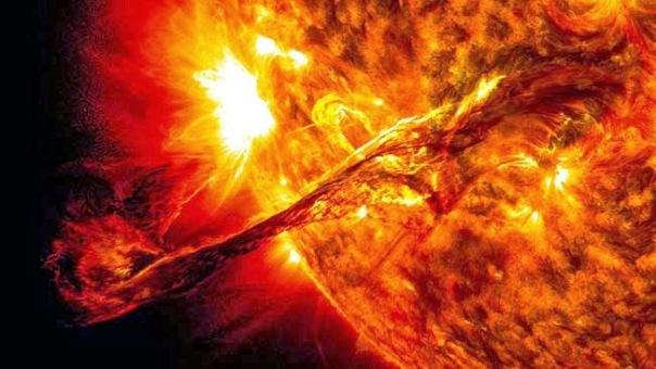 Erupsi Matahari
