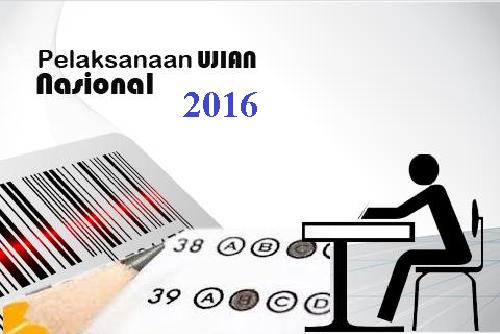 ujian nasional 2016